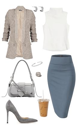 Office lady
