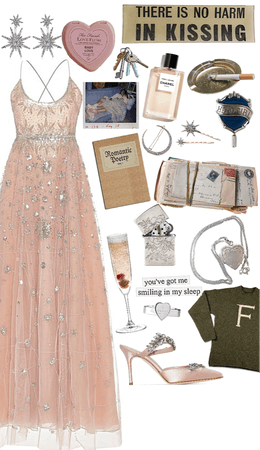 fred's date to the yule ball