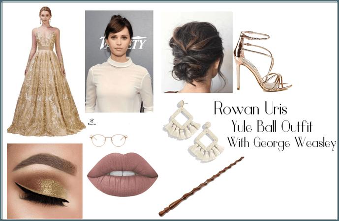 Rowan Uris Yule Ball