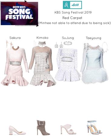 KBS Song Festival Red Carpet