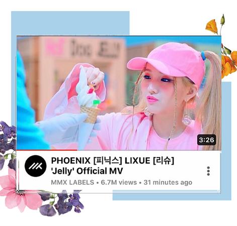 PHOENIX [피닠스] 'Jelly' Official MV
