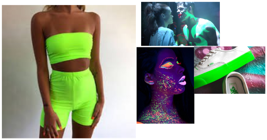 Black Light Party (Chapter 19)