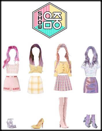 Kpop 4 member group