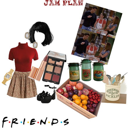 Monica's Jam Plan