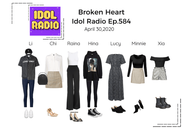 Broken Heart in Idol Radio