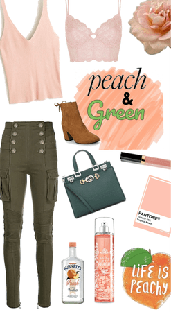 Peachy Green