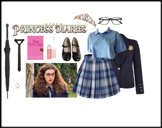 The Princess Diaries Mia