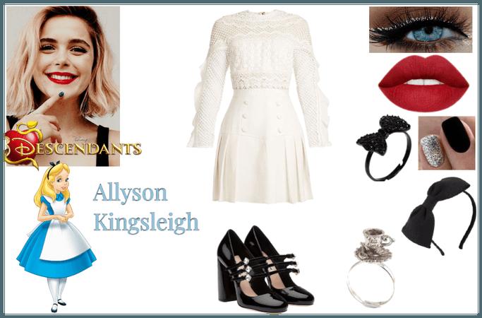 Allyson Kingsleigh - Formal