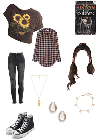 The Outsiders Inspired Outfit