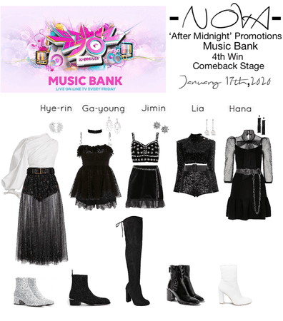 -NOVA- 'After Midnight' Music Bank Stage