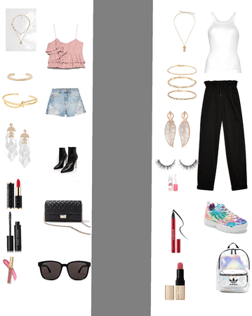 fashion and beauty outfit