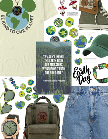 Earth Day Style