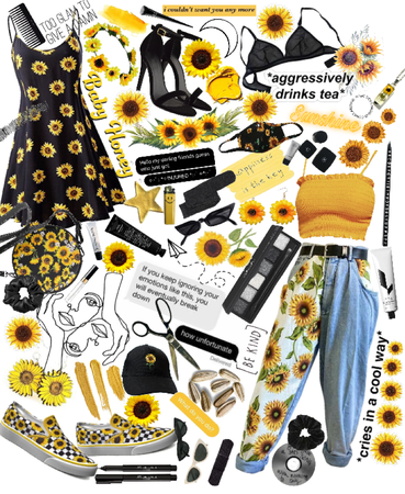 Sunflowers and Love