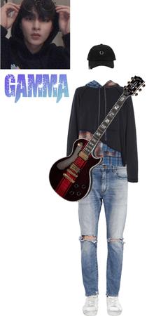 GAMMA 감마 - JayB Playing Guitar