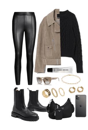 H&M Greige jacket