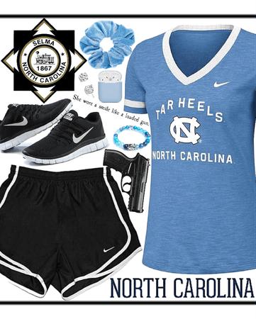 Just A North Carolina Girl