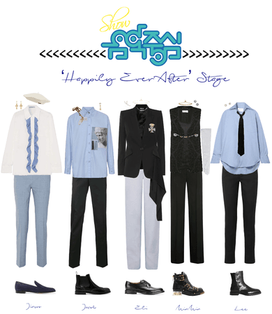 Zus//Happily Ever After Music Core Stage