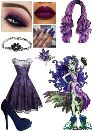 Ananita Nightshade Monster High