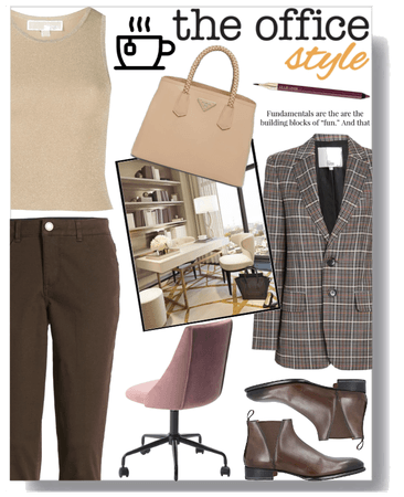 The office style