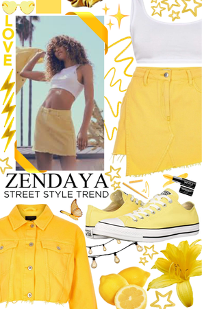 Zendaya Celebrity Style