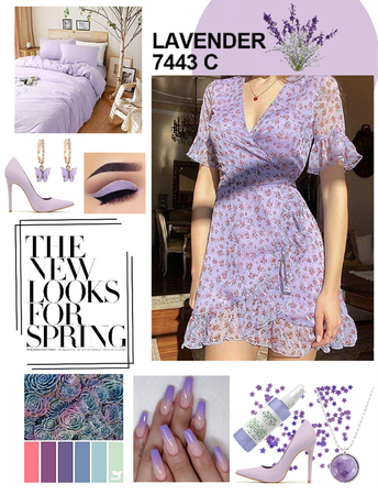 Let's spring into fashion💜