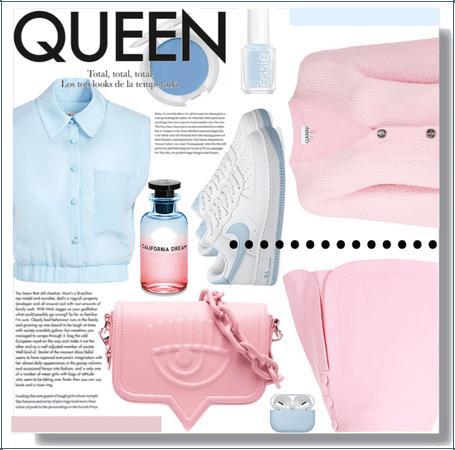 Blue/pink 💗