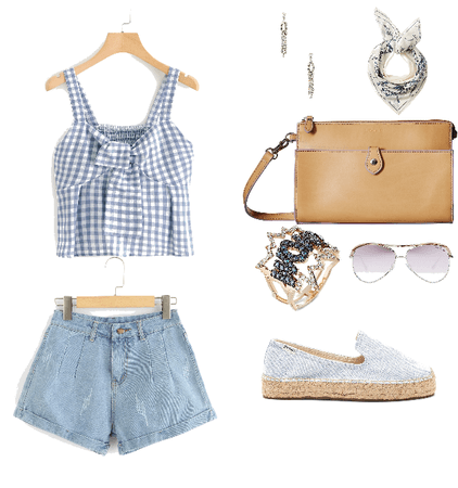 Fun summer day outfit