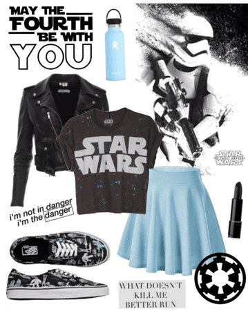 star wars stormtrooper style