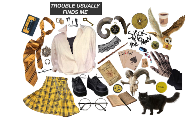 me? a hufflepuff? it's more likely than you think