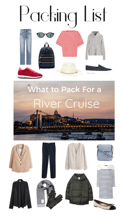 River Cruise Packing List