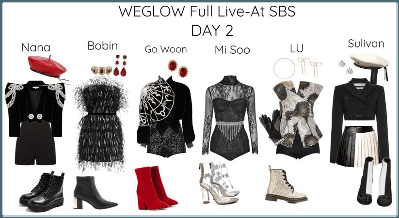 WEGLOW Full Live-DAY 2