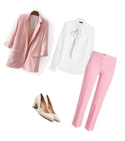 Pink at Work