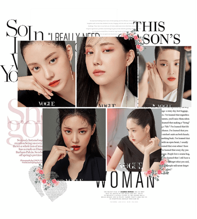 BSW Jiyoung for Vogue Korea 191202
