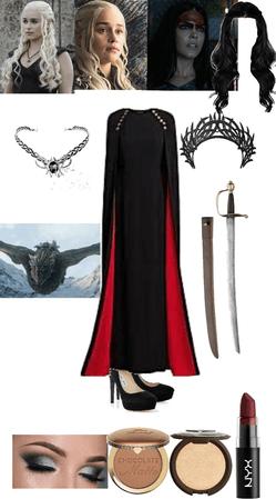 Inkeri or Maddox — Reign