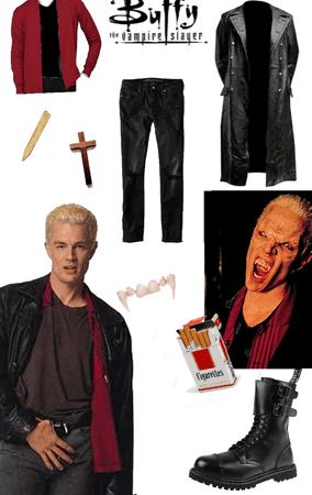 Spike's Look