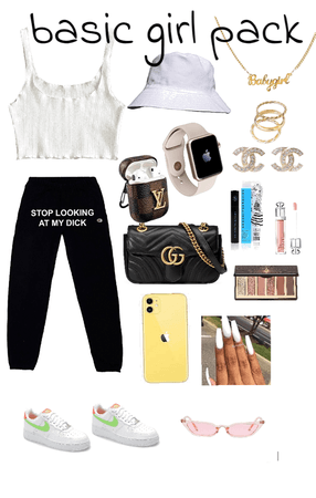 basic girl pack