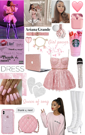 outfit Ariana Grande💗