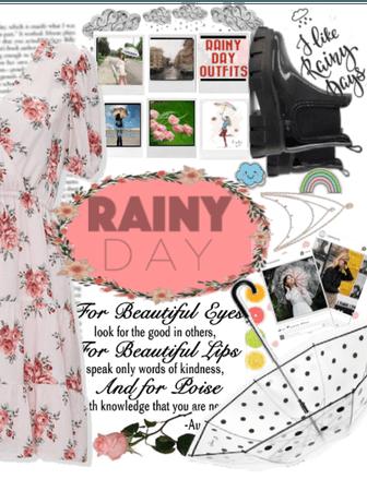 Rain in Spring