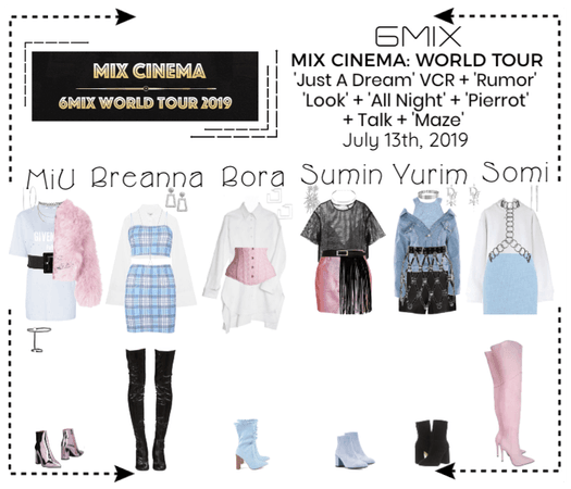 《6mix》Mix Cinema | Seoul - Day 1