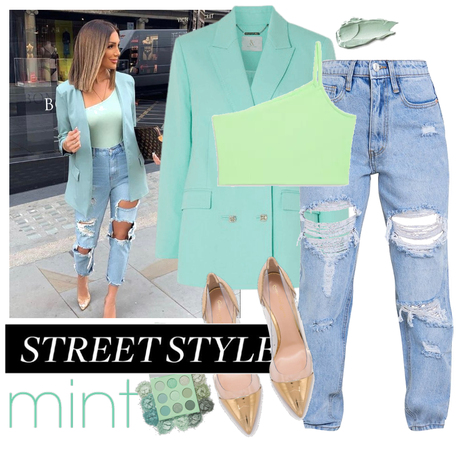 Spring Street Style: Mint
