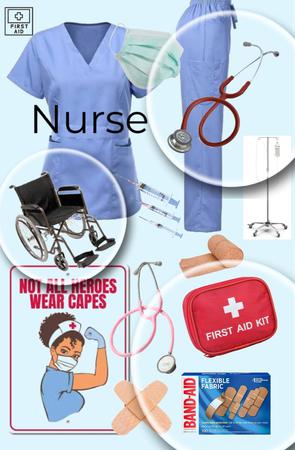 My dream: Nurse