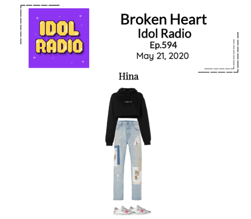 Broken Heart's Hina Idol Radio