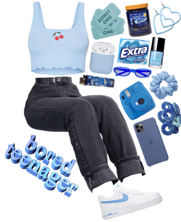 blue for sis