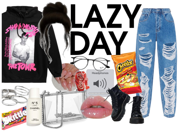 Lazy Day: Glam but Comfy