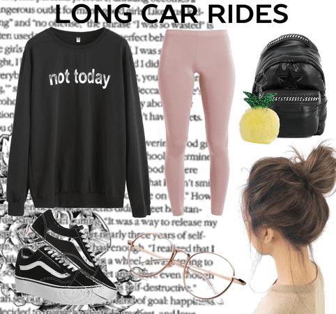 Long Car Rides