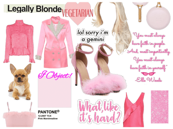 What Like Its Hard? - Legally Blonde