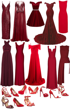 dresses set 2