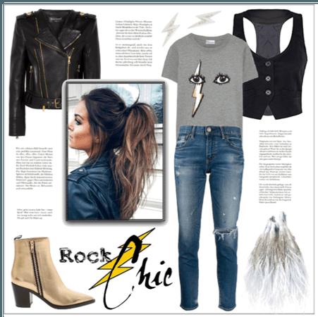 Rock Chic.