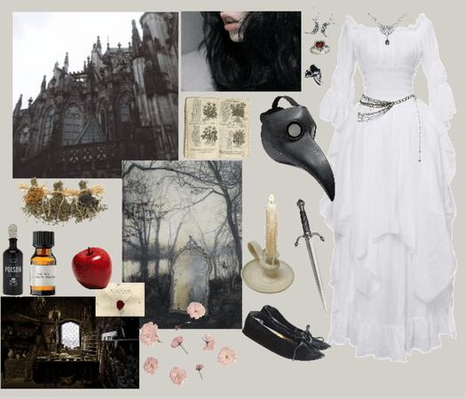 Alchemist Demoiselle