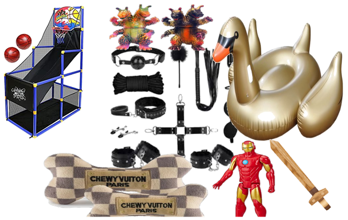 very very very very very very fun toys